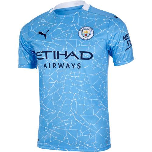 2020/21 PUMA Manchester City Home Jersey