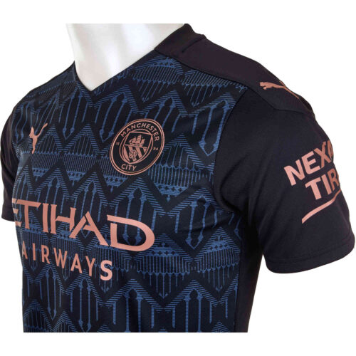 2020/21 PUMA Bernardo Silva Manchester City Away Jersey