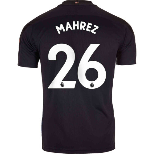 2020/21 PUMA Riyad Mahrez Manchester City Away Jersey