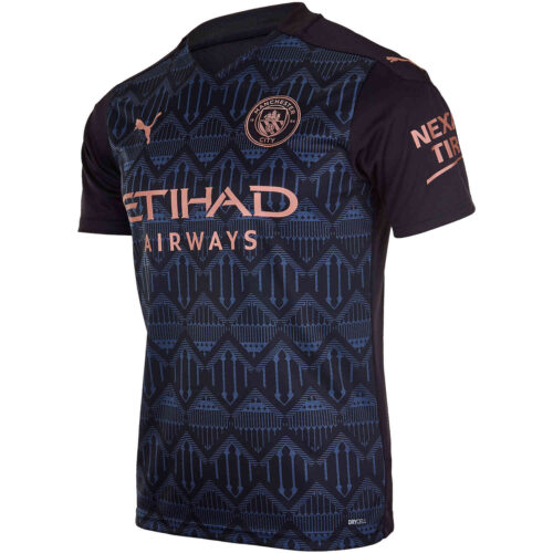 2020/21 Kids PUMA Manchester City Away Jersey