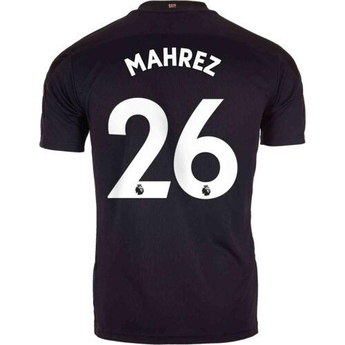 2020/21 Kids PUMA Riyad Mahrez Manchester City Away Jersey