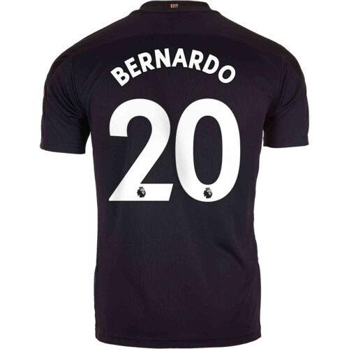 2020/21 Kids PUMA Bernardo Silva Manchester City Away Jersey