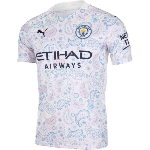 2020/21 PUMA Manchester City 3rd Jersey