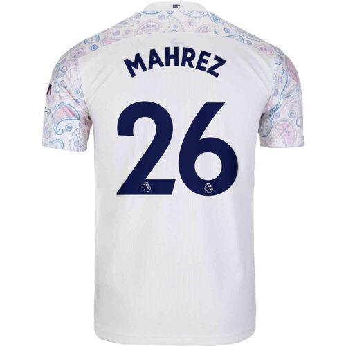 2020/21 PUMA Riyad Mahrez Manchester City 3rd Jersey