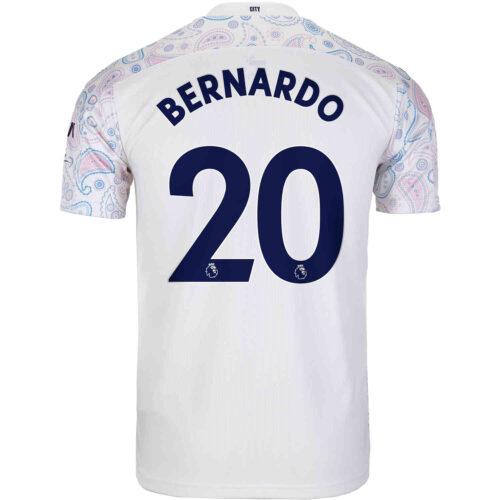 2020/21 PUMA Bernardo Silva Manchester City 3rd Jersey