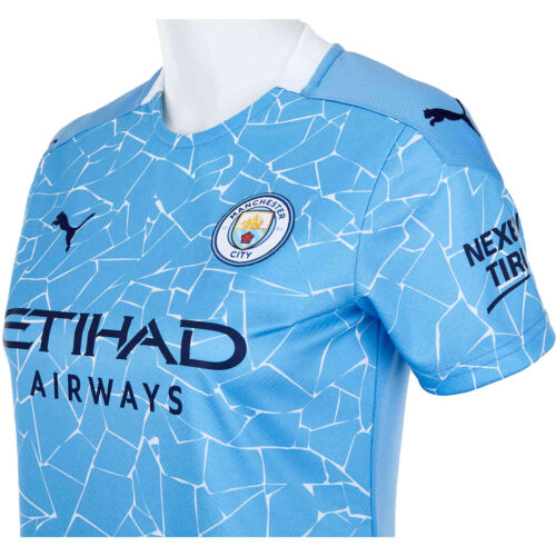 2020/21 Womens Gabriel Jesus Manchester City Home Jersey