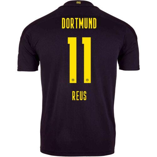 2020/21 PUMA Marco Reus Borussia Dortmund Away Jersey