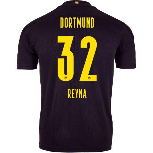 2020/21 PUMA Giovanni Reyna Borussia Dortmund Away Jersey