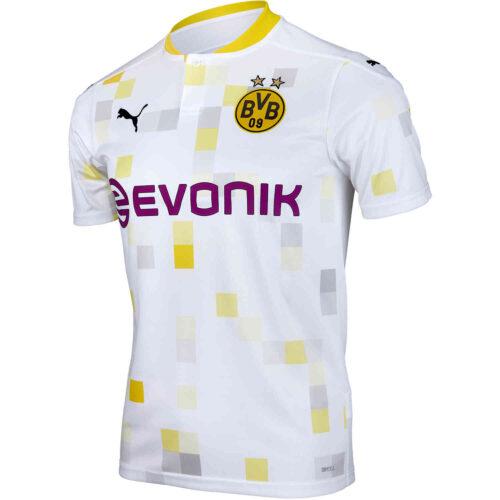 2020/21 PUMA Borussia Dortmund 3rd Jersey