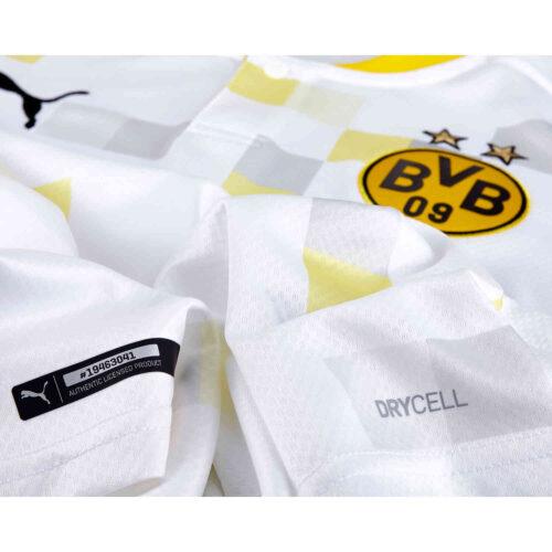 2020/21 PUMA Jadon Sancho Borussia Dortmund 3rd Jersey