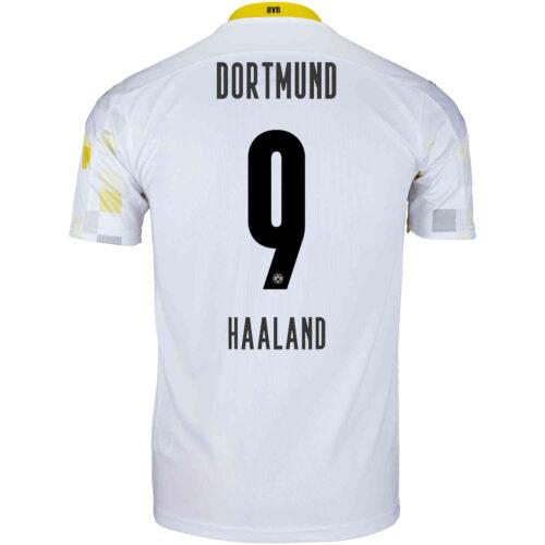 2020/21 PUMA Erling Braut Haaland Borussia Dortmund 3rd Jersey