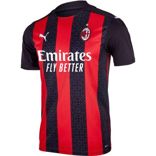 2020/21 PUMA AC Milan Home Jersey