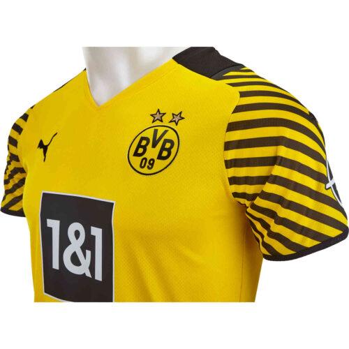 2021/22 Kids PUMA Erling Haaland Borussia Dortmund Home Jersey