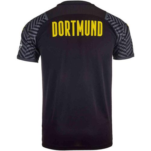 2021/22 PUMA Borussia Dortmund Away Jersey