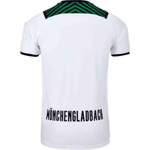 2021/22 PUMA Borussia Monchengladbach Home Jersey