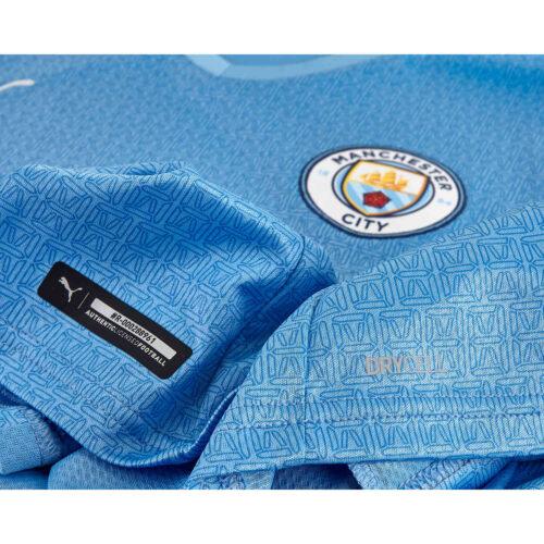 2021/22 PUMA Jack Grealish Manchester City Home Jersey