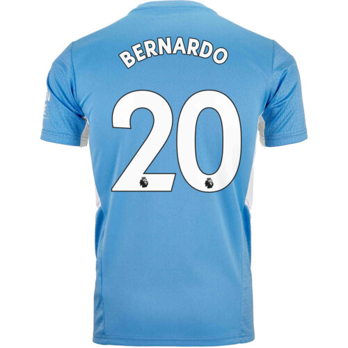 2021/22 PUMA Bernardo Silva Manchester City Home Jersey