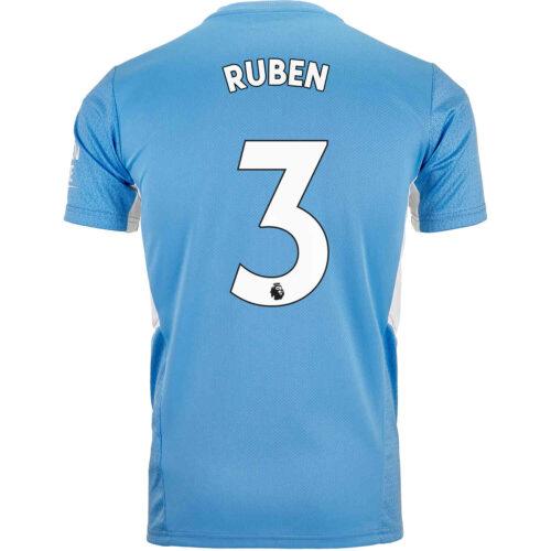 2021/22 PUMA Ruben Dias Manchester City Home Jersey