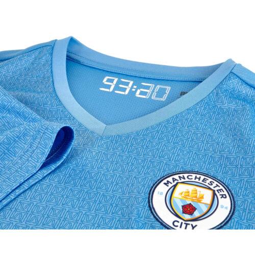 2021/22 Kids PUMA Manchester City Home Jersey