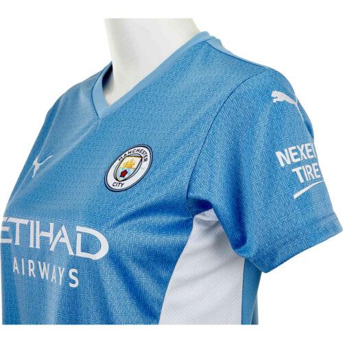 2021/22 Womens PUMA Manchester City Home Jersey
