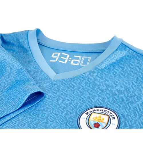 2021/22 Womens PUMA Phil Foden Manchester City Home Jersey