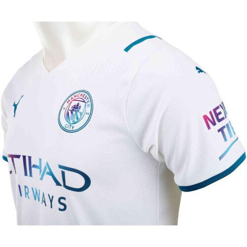 2021/22 PUMA Manchester City Away Jersey