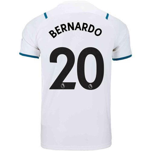 2021/22 PUMA Bernardo Silva Manchester City Away Jersey