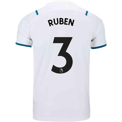 2021/22 PUMA Ruben Dias Manchester City Away Jersey