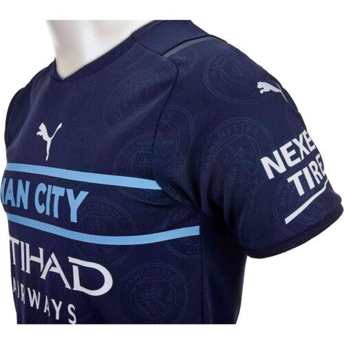 2021/22 PUMA Ruben Dias Manchester City 3rd Jersey