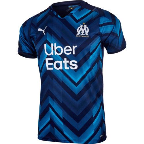 2021/22 PUMA Marseille Away Jersey
