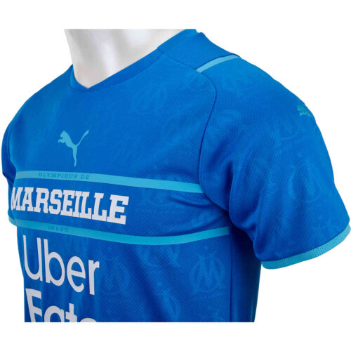 2021/22 PUMA Marseille 3rd Jersey