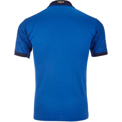 2020 Puma Italy Home Authentic Jersey