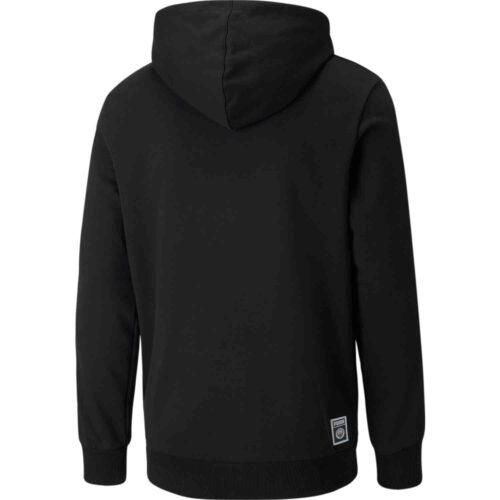 PUMA MDCR x Manchester City Graphic Hoodie – Black