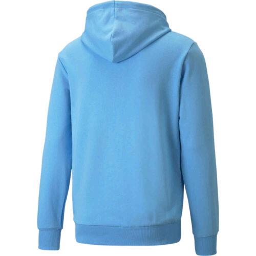 PUMA Manchester City Ftbl Culture Hoodie – Team Light Blue/White