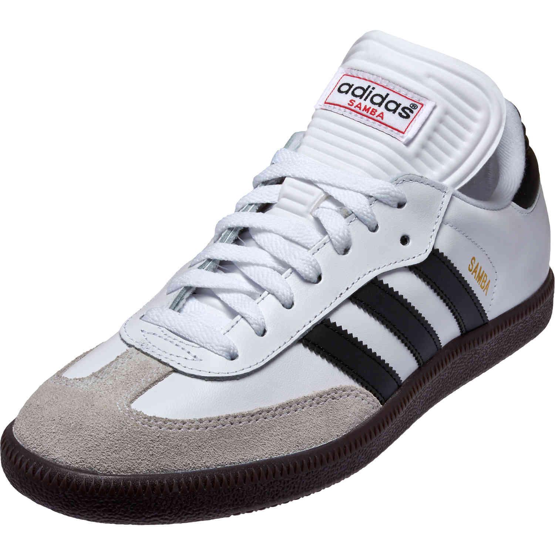 Shinkan doble tomar  adidas Samba Classic - White/Black - SoccerPro