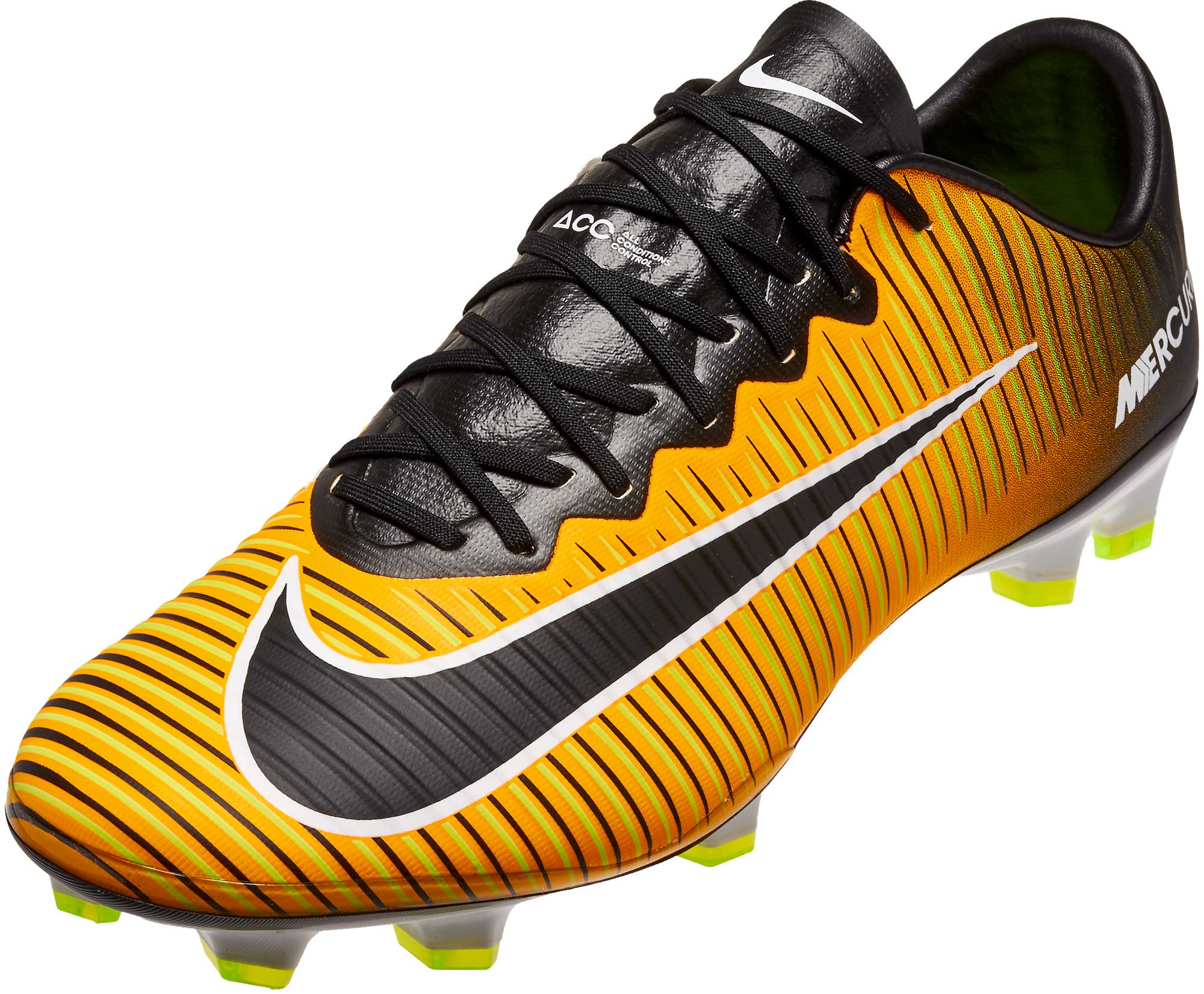 reputable site 5dc72 0b8b0 Nike Mercurial Vapor XI FG – Laser Orange/Black