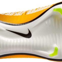 10224d303f77 Nike Mercurial Vapor XI FG – Laser Orange/Black. Part # 831958 801 ...