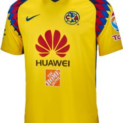 6a51d374282 Nike Club America 3rd Jersey 2017-18 - SoccerPro