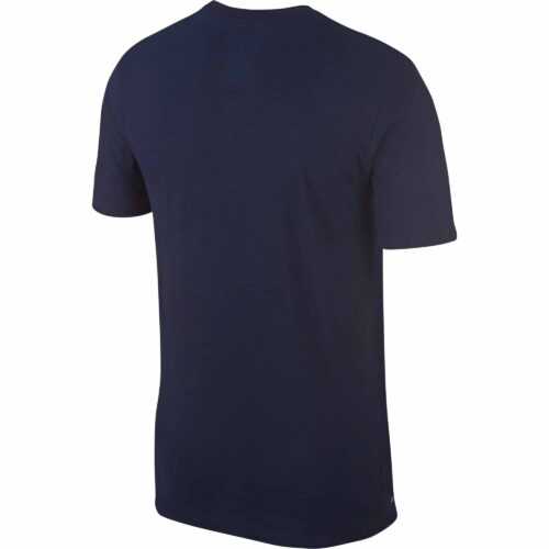 Nike France Preseason Slub Tee – Youth – Obsidian