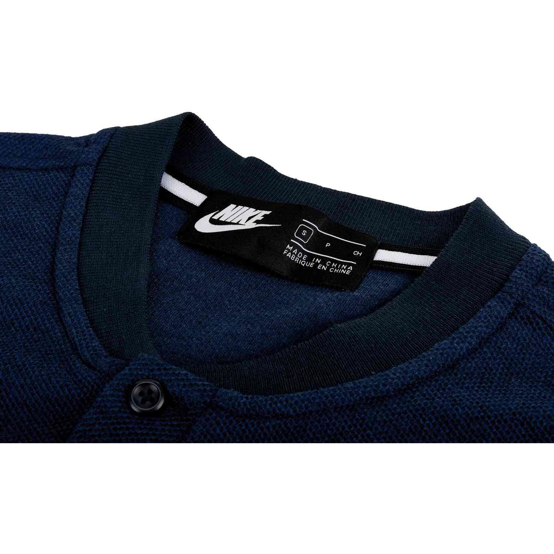 d3f28bf4082 Nike Manchester City Grand Slam Polo - Dark Obsidian/Field Blue ...