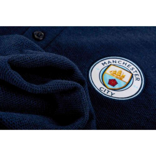Nike Manchester City Grand Slam Polo – Dark Obsidian/Field Blue