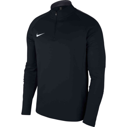 Nike Academy18 Drill Top – Black