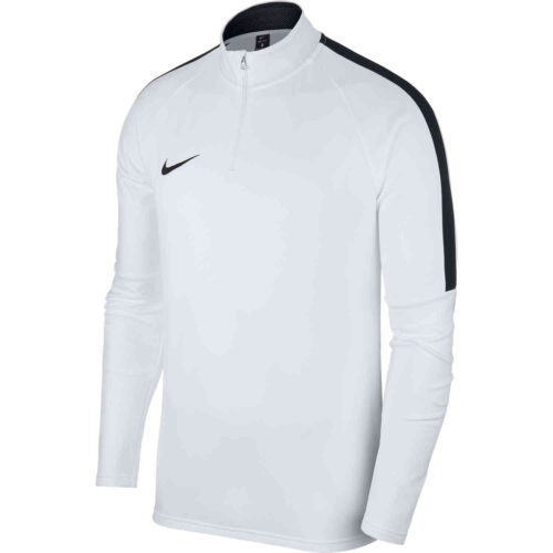 Nike Academy18 Drill Top – White