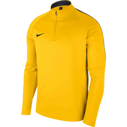 Nike Academy18 Drill Top – Tour Yellow