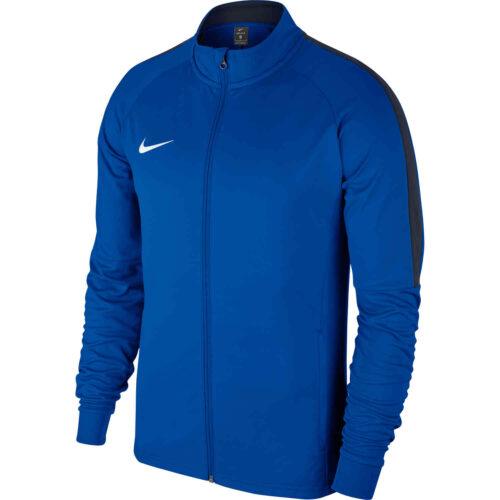Nike Academy18 Track Jacket – Royal Blue