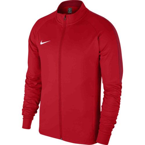 Nike Academy18 Track Jacket – University Red