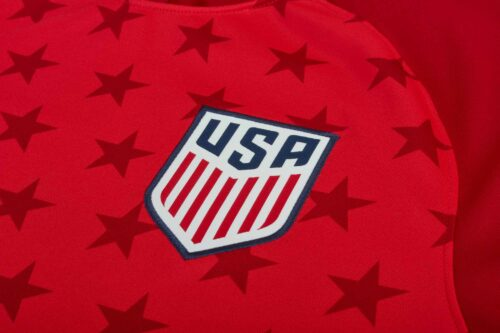 Nike USA Pre-match Jersey – Youth 2018-19