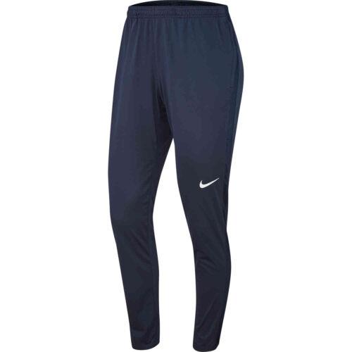 Womens Nike Academy18 Training Pants – Obsidian