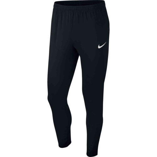 Kids Nike Academy18 Training Pants – Black