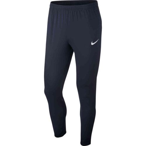 Kids Nike Academy18 Training Pants – Obsidian